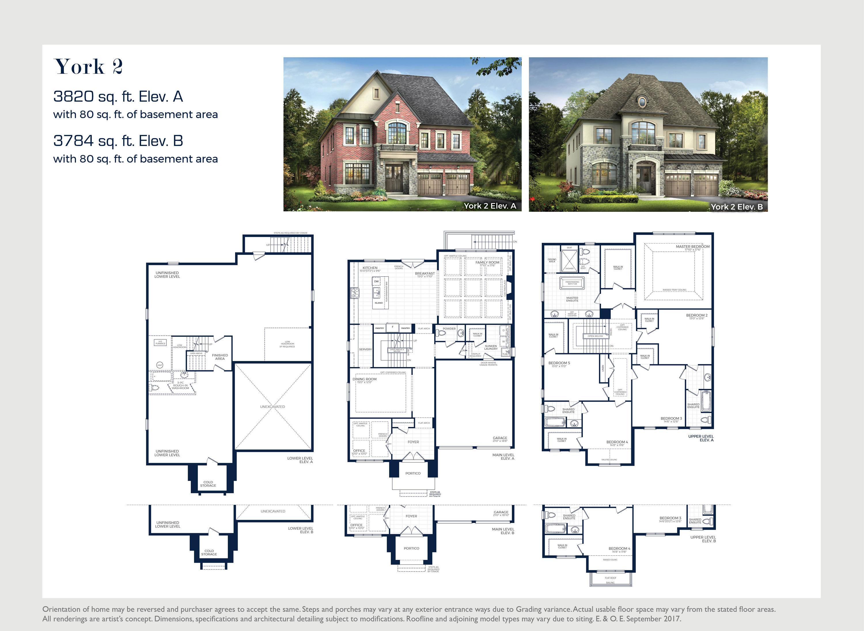 York 2 Floorplan