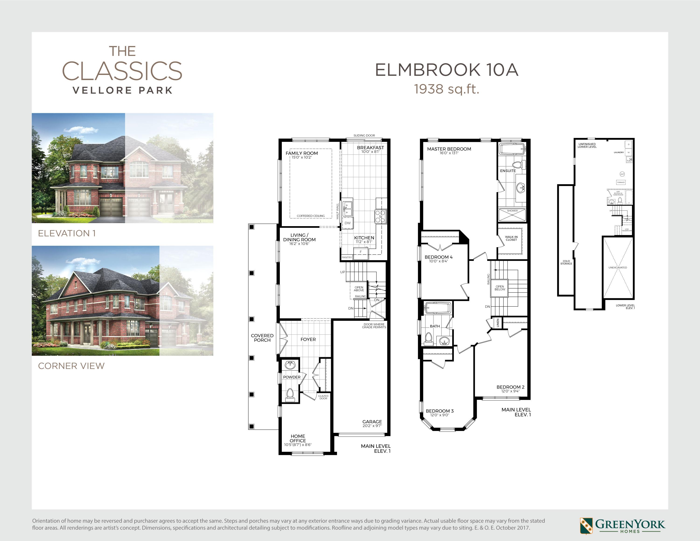 Elmbrook 10A Floorplan