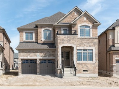 GreenYork Homes Brampton Community