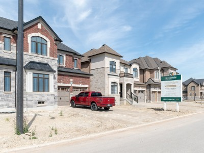 GreenYork Homes Brampton Model Home