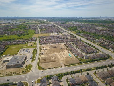 New Homes North East Brampton