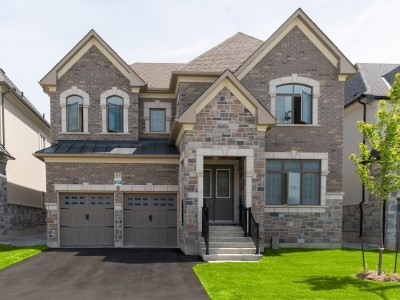 Brampton Luxury Home