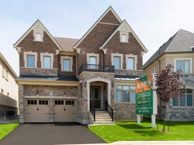 Brampton New Construction Home