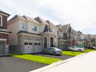 Brampton New Luxury Homes