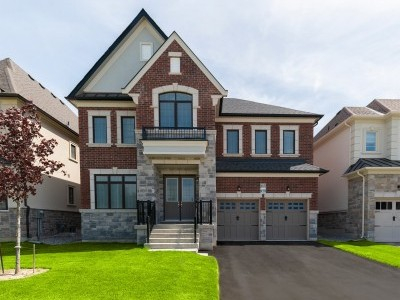 Brampton Traditional Home