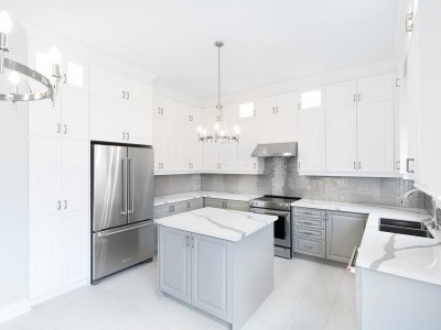 Modern Kitchen Brampton