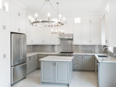 Modern Kitchen in Brampton