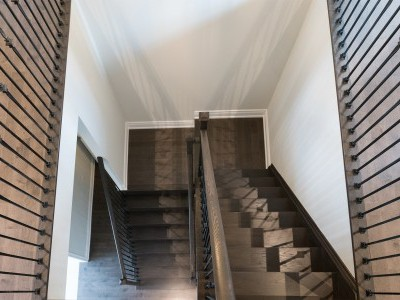 Modern Staircase New Home