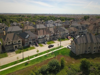 New Home Community in Brampton