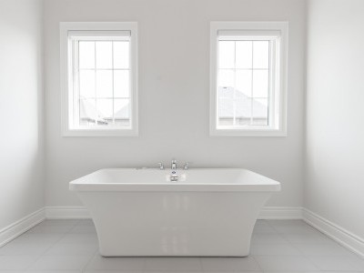 New Home Master Bathroom