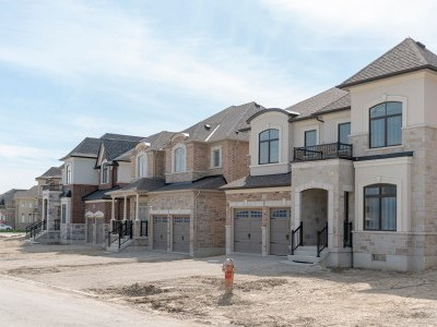Vales of the Humber Exterior New Community